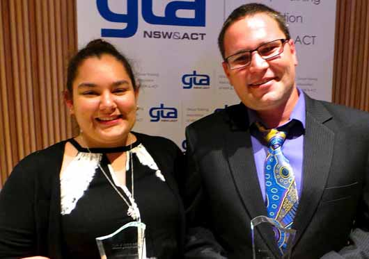 2014 GTA Awards2
