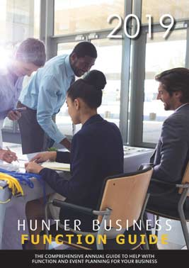 2019 Hunter Business Function Guide cover archive