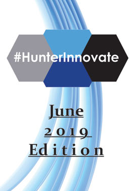 HunterInnovate 2019 June Issue Cover