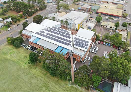 Port Stephens Council Admin Building 2