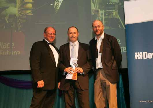 HMA Manufacturer of the Year 1
