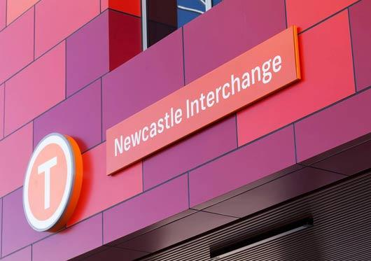 Newcastle Interchange