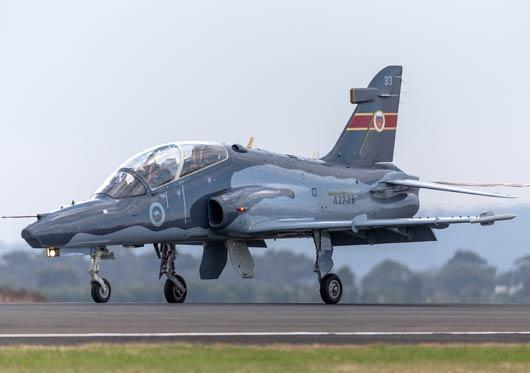 Royal Australian Air Force Hawk