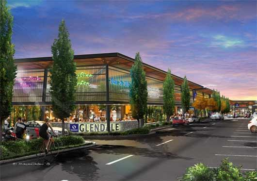 Stockland Glendale Artists Impression 040515