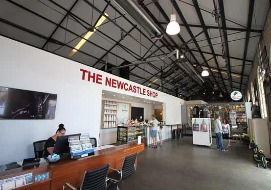 The Newcastle Shop