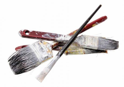 paint brushes web