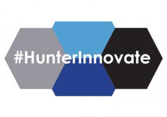 HUNTER INNOVATE LOGO