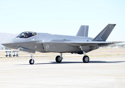 Joint Strike Fighter 4 Commonwealth of Australia 2018